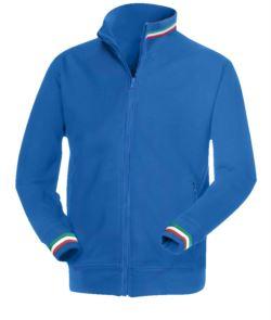 Sweatshirt mit kontrastierenden 3 Farben